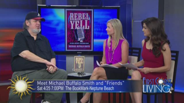Author Michael Buffalo Smith