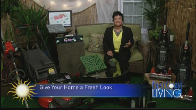 Home Refresh for Spring with Kim Myles