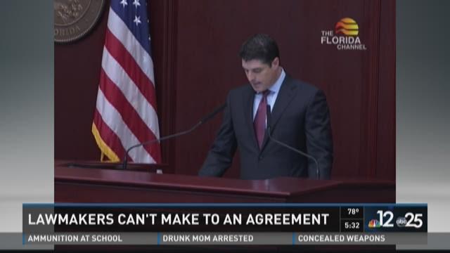 Florida state Senate president Andy Gardiner, R-Orlando,