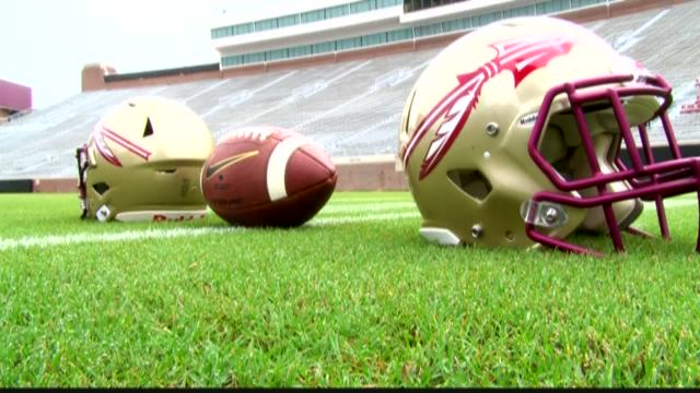 FSU Preps for Alabama