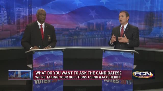 Jacksonville Sheriff Debate: Mike Williams vs. Ken Jefferson