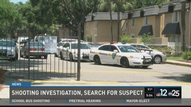 Investigators and first responders were called to the
