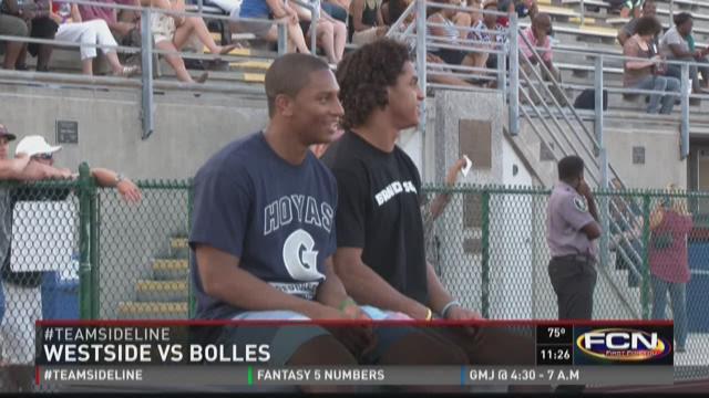 Bolles blanks Westside 28-0