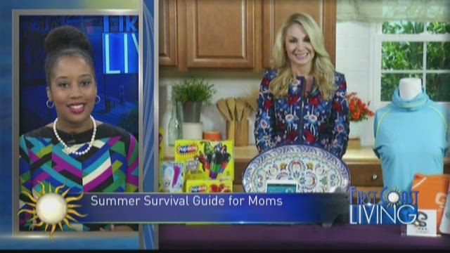 Summer Survival Guide for Moms with Raina Seitel