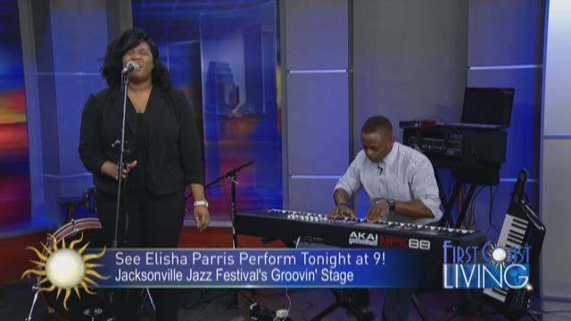 """Music:  Elisha """"Atlas"""" Parris (Performance 2)"""