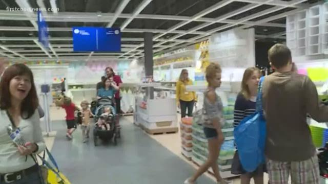 Ikea Jacksonville Finally Opens To The Public Firstcoastnews Com Discover affordable furniture and home furnishing inspiration for all sizes of wallets and homes. ikea jacksonville finally opens to the public firstcoastnews com