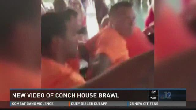 Conch House fight