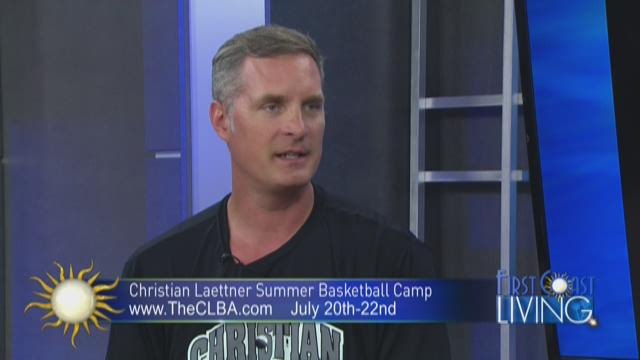 Christian Laettner Summer Basketball Camp