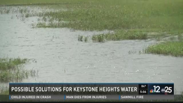 Possible solutions floated for Keystone Heights water levels