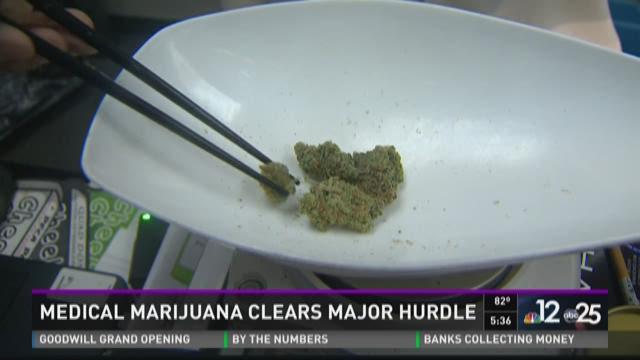 Fla. low-THC medical marijuana law passes major hurdle
