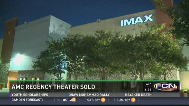 AMC Regency theater sold