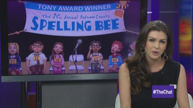The Chat Friday May 29th Actress Jessie Booth from The Putnam County Spelling Bee