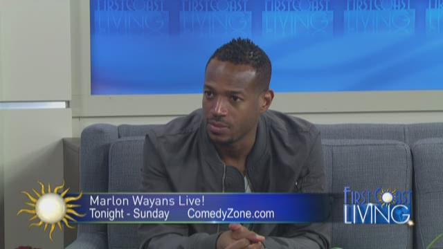 FCL Friday May 29th: Comedy- Marlon Wayans