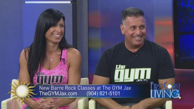 FCL Friday May 29th: The GYM Jax/Barre Rock