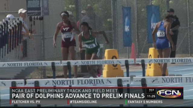 Pair of Dolphins advance to prelim finals