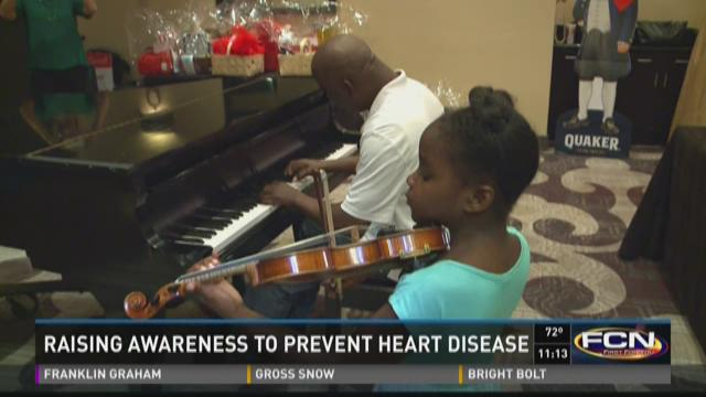 Raising awareness to prevent heart disease