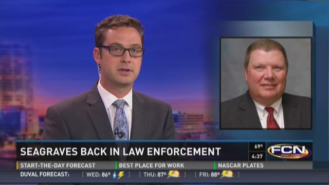 Seagraves back in law enforcement