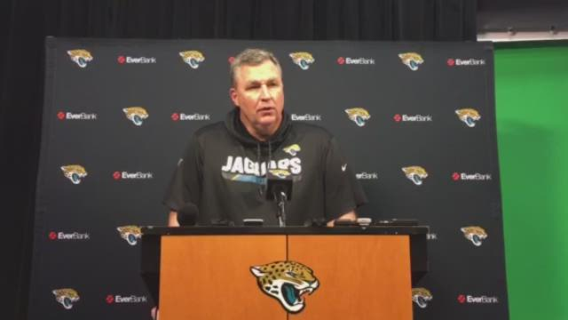 Jaguars are talking about Ben, AB, Bell & more