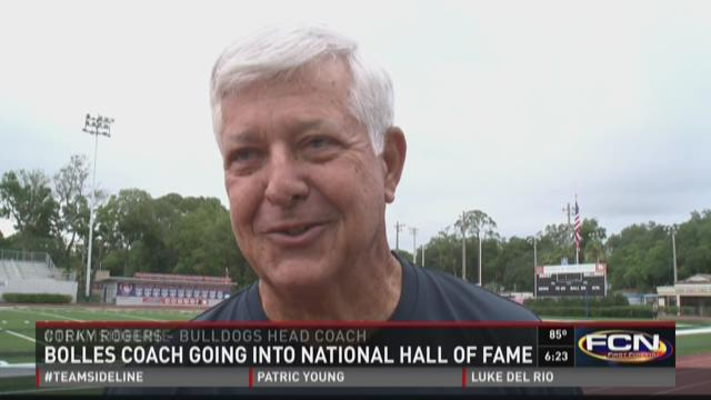 Corky Rogers to be inducted in National Hall of Fame