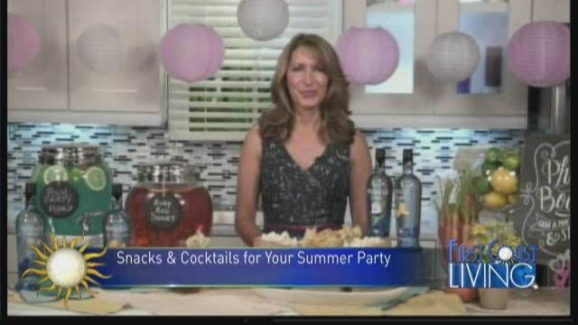 Make a Splash at Your Next Summer Party