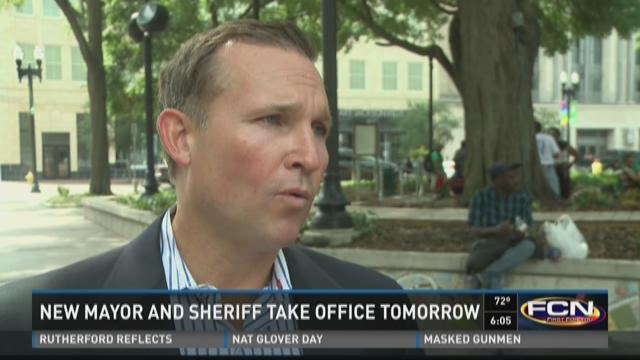 New Jacksonville Mayor and Sheriff take office Wednesday