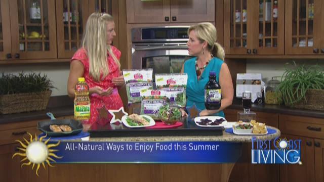 Natural Ways to Enjoy Summer Foods