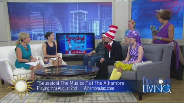 """Alhambra Theater – """"Seussical the Musical"""""""