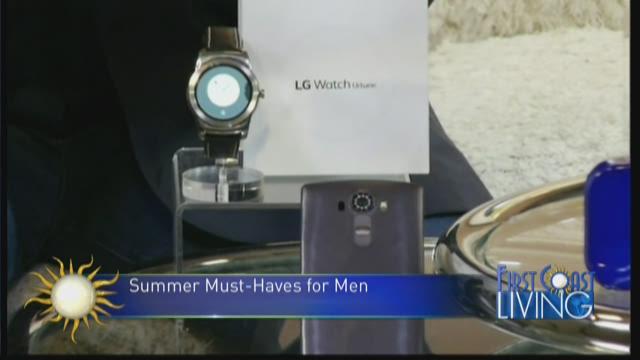 Summer Must-Haves for Men