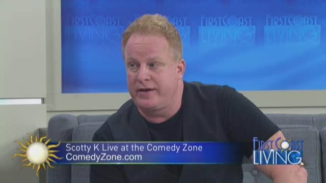 Comedy: Scotty K