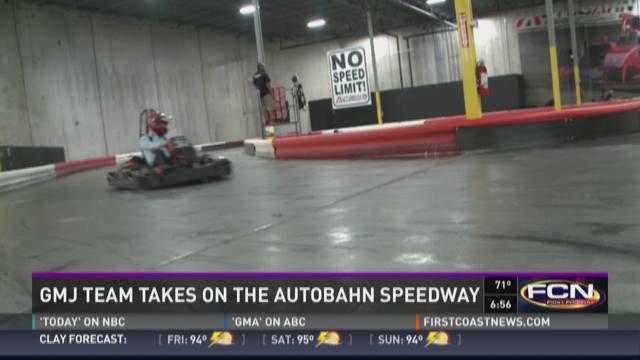 GMJ takes on Autobahn Speedway