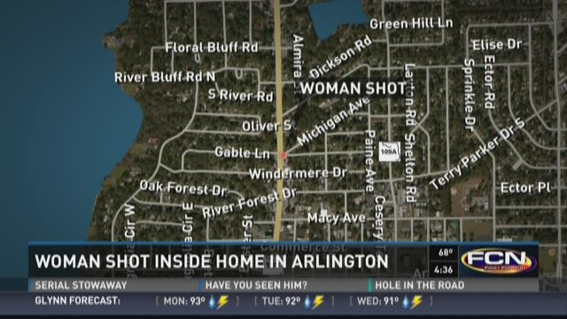 Shooting in Arlington.