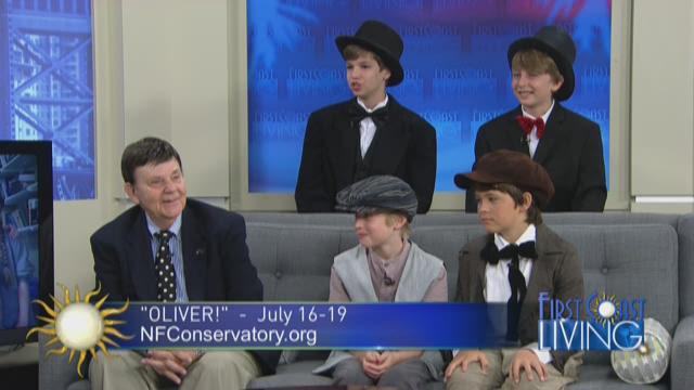"""Northeast Florida Conservatory – """"Oliver!"""""""