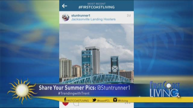 Travel apps for the summer, our FCL Fan of the Week, newest Instagram feature, and an anniversary shoutout for our MOLLY... see what's Trending with Trent.