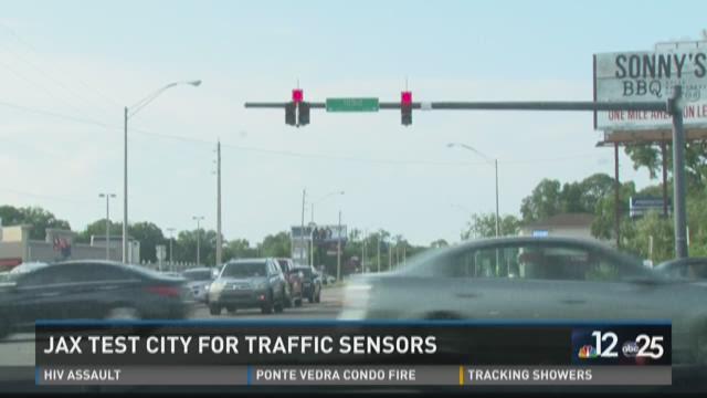 FDOT testing crash avoidance systems in Jacksonville