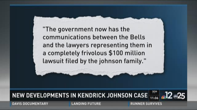 New developments in the death of Kendrick Johnson.