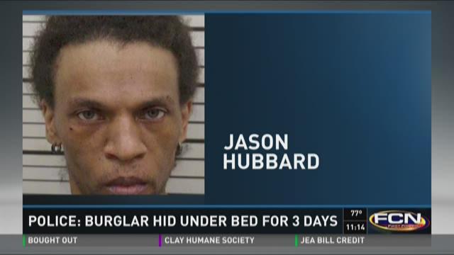 Jason Hubbard in police mugshots