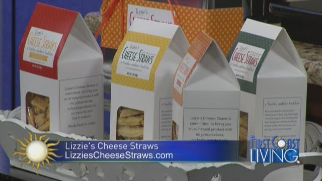 Lizzie's Cheese Straws