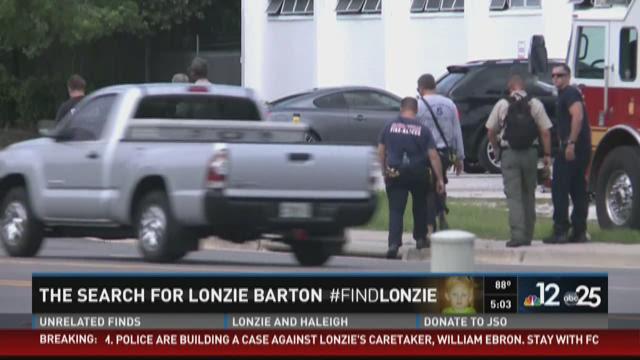 Lonzie Barton