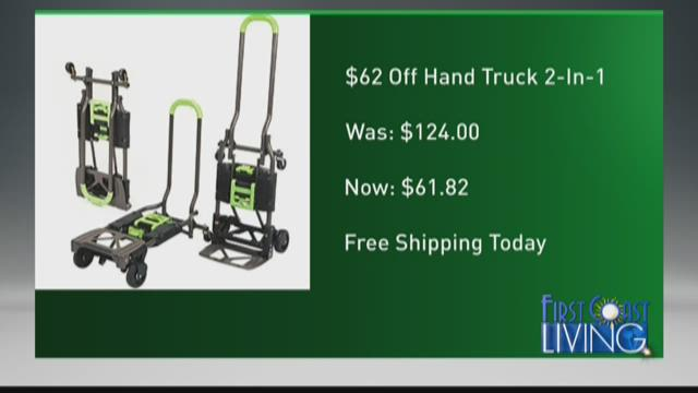 Matt Granite with a great deal on a hand truck!