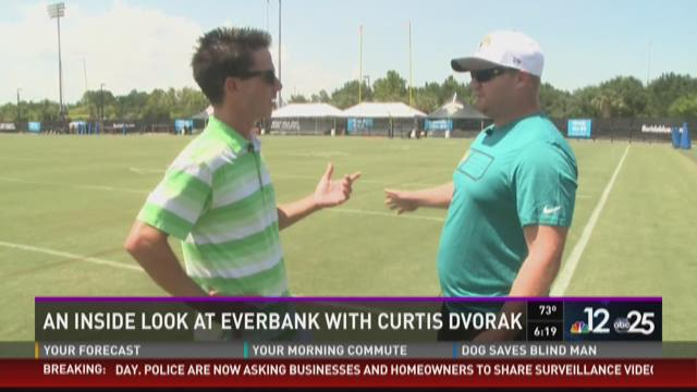 Inside look at EverBank with Curtis Dvorak