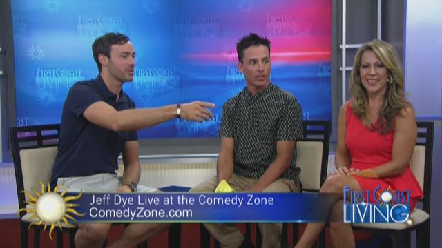 FCL July 31st: Comedy - Jeff Dye