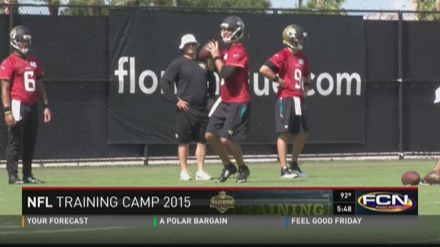 Top five headlines to watch during Jaguars training camp