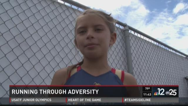 Running Through Adversity