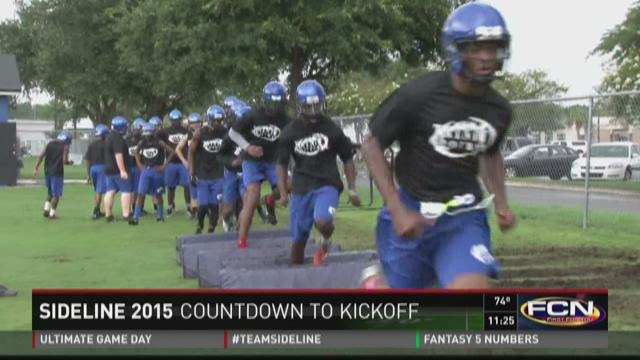 Trinity Christian begins fall practice