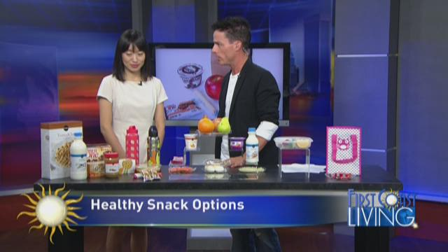 Healthy Snack Options for Students of All Ages