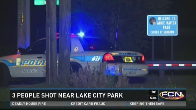 Multiple people were shot at a recreation center in