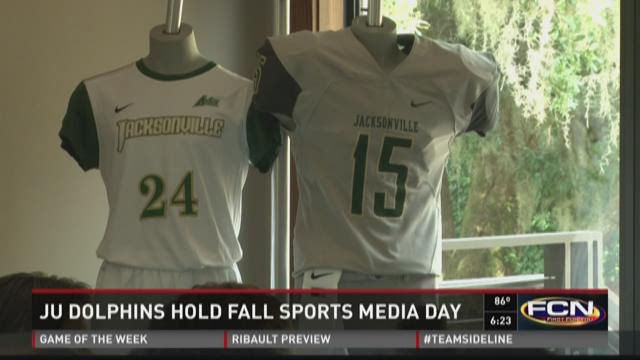 JU hosts annual fall sports media day