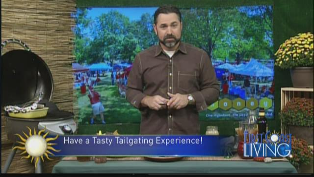 FCL Friday August 28th: Tailgating with Chef David Guas