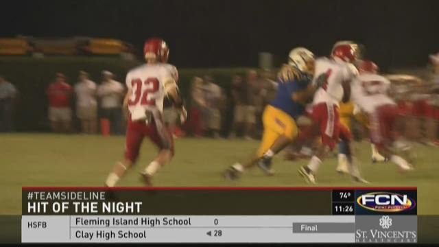 August 28 Hit of the Night: Glynn Academy puts down the hammer