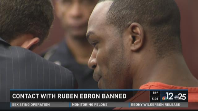 "William ""Ruben"" Ebron, 32, is accused of concocting"